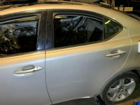 2007 LEXUS IS220 REAR DOOR LEFT / PASSENGER SIDE ! NSR SILVER 1G1 05-12 IS250